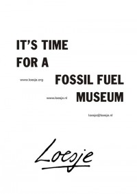 It's time for a fossil fuel museum